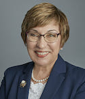 Photo of Hon. Judith K. Fitzgerald (ret.)