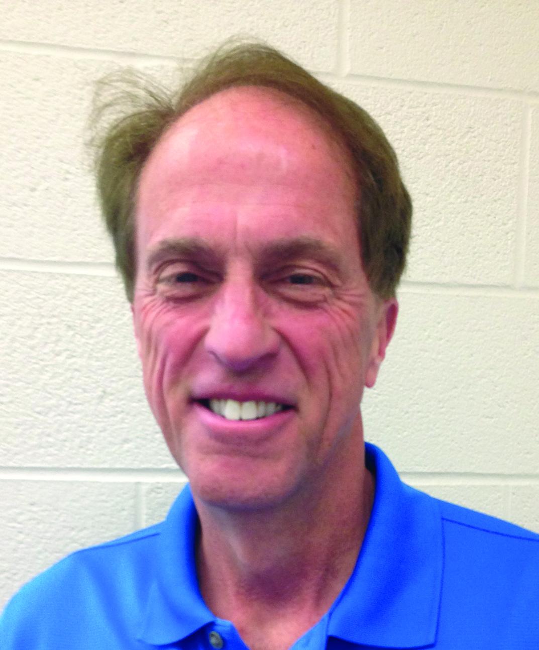 Photo of Prof. Douglas K. Barney
