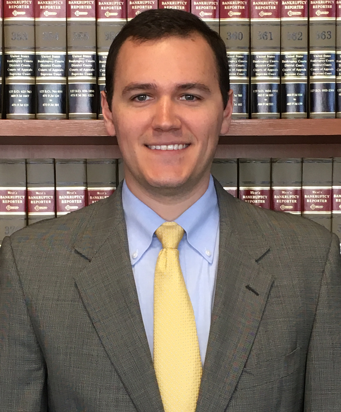 Photo of Byron H. Forrester