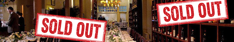Wine Endowment Dinner in NYC